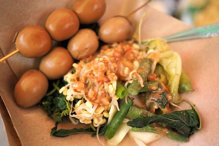 Resep Urap Bali Mudah dan Sehat
