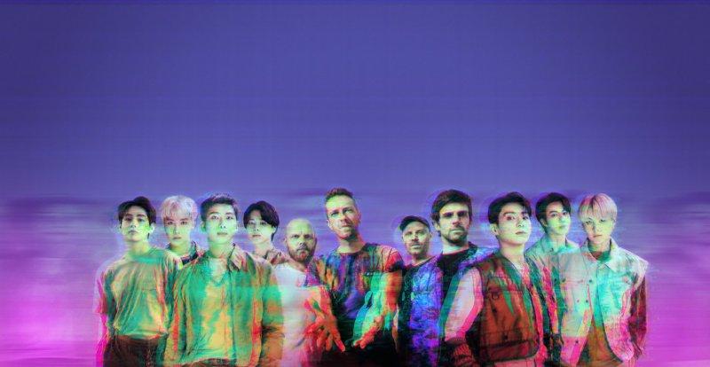 Pecah! Kolaborasi BTS dengan Coldplay Lewat