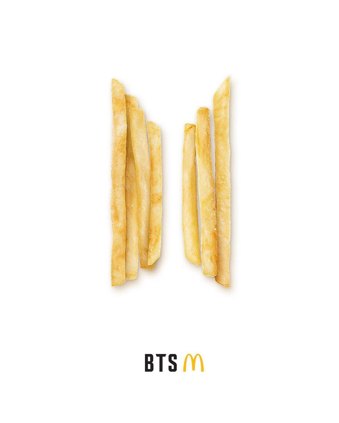 'BTS Meal', Menu Baru Kolaborasi McDonald's dengan BTS