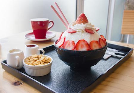 Tempat Makan Es Serut Cantik di Jakarta