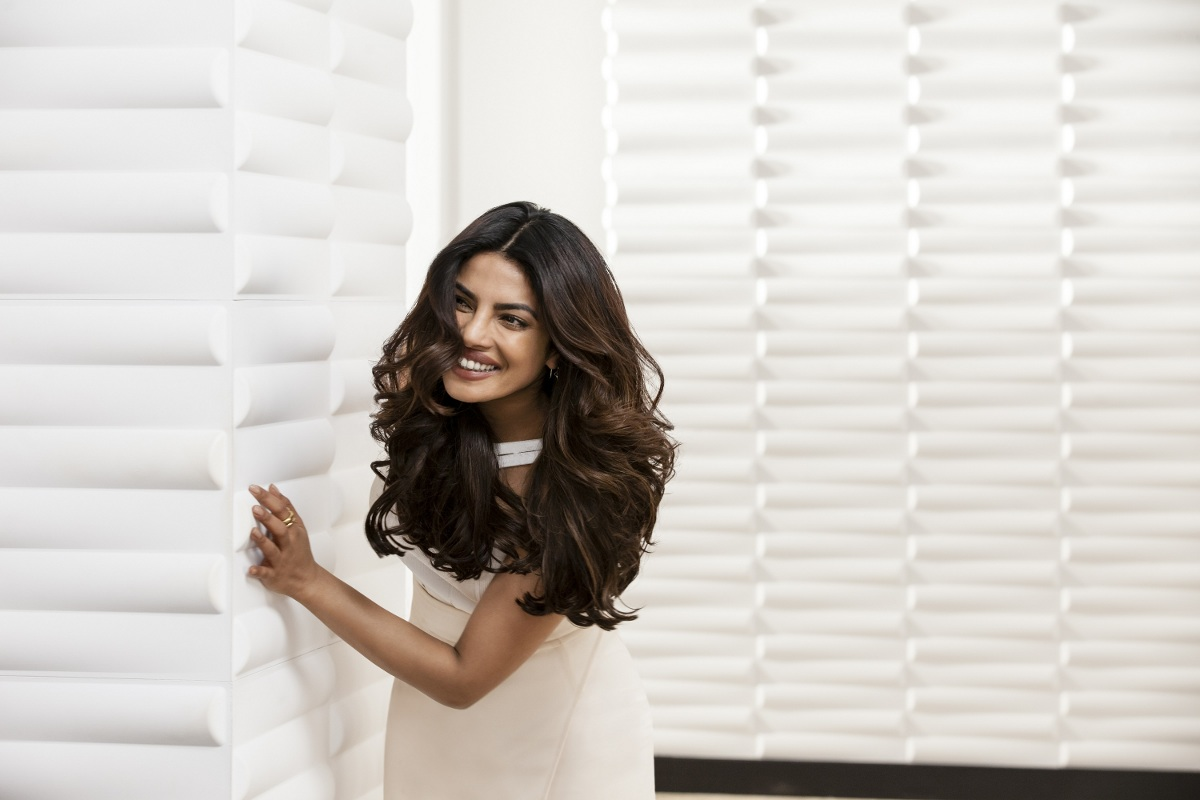 Priyanka Chopra Jadi Brand Ambassador Pantene