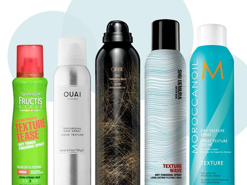 Rekomendasi 5 Texture Spray untuk Macam-Macam Gaya Rambut