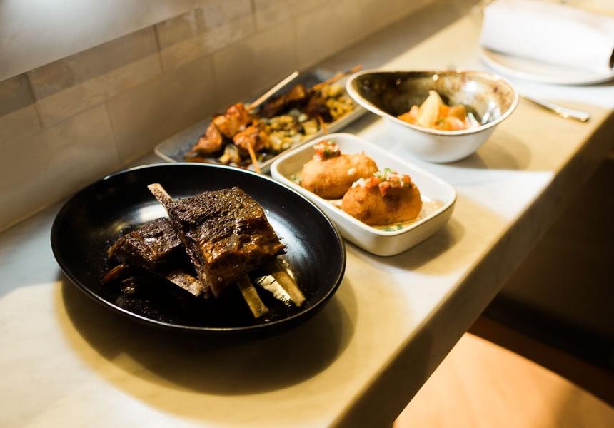 Santap Makanan ala Peru di Pastuso