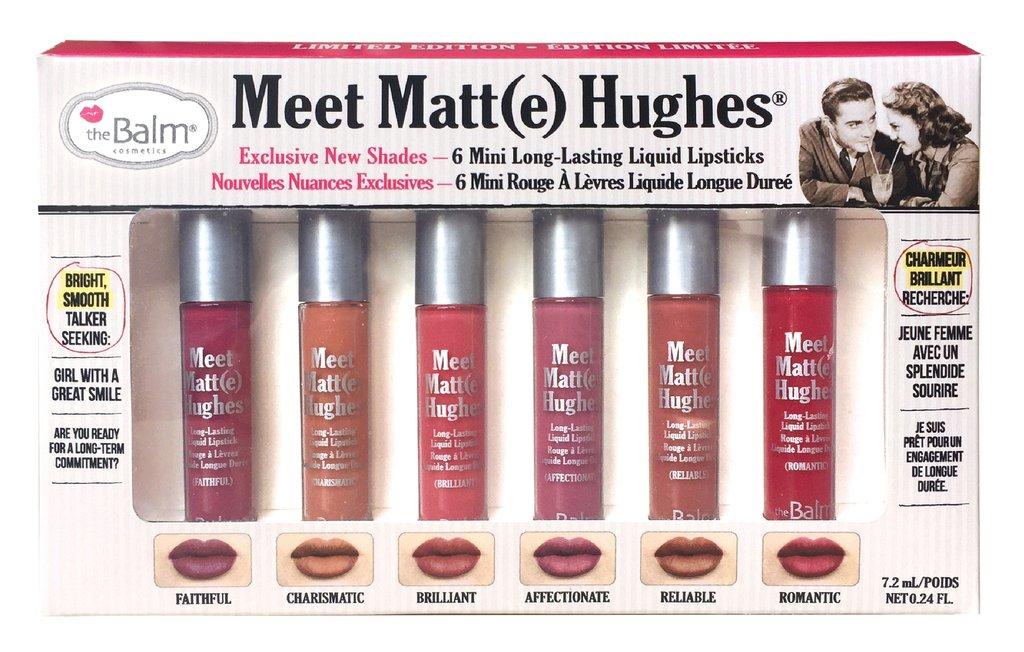 The Balm Luncurkan Meet Matt(e) Hughes® Mini Kit