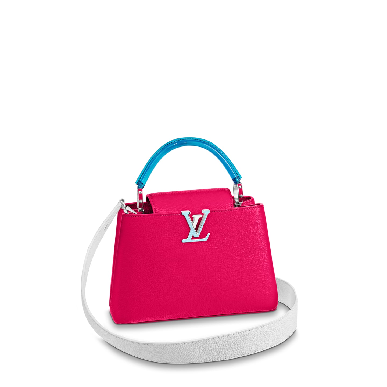 Wajib Punya: Tas Louis Vuitton Capucines