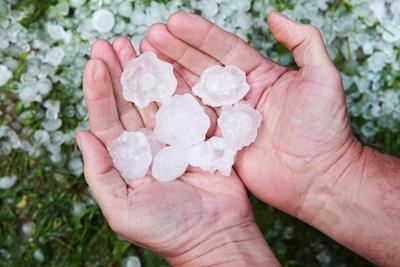 8 Fakta Unik Mengenai Hujan Es