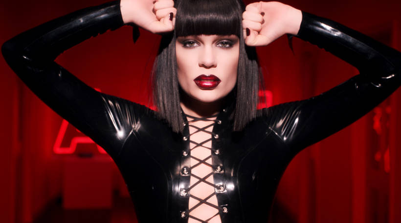 Jessie J Berkolaborasi dengan Make Up For Ever