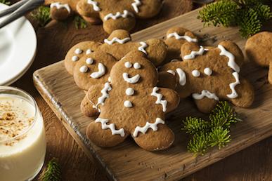Cara Membuat Gingerbread Man Khas Jerman