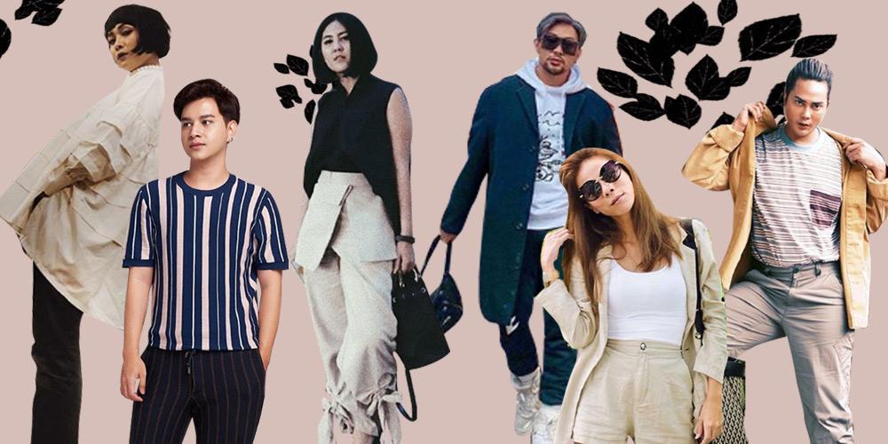 Inspirasi OOTD Sejumlah Fashion Stylist Indonesia