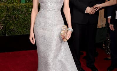 We love: Diane Kruger Red Carpet Golden Globes 2015