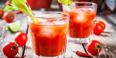 Cara Membuat Koktil Bloody Mary