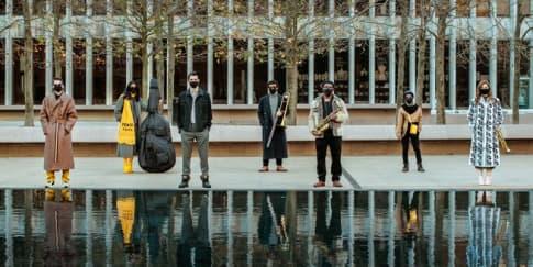 Fendi Fall/Winter 2020-2021 gandeng Juilliard Jazz