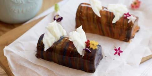 Cara Chef Nicole Membuat Sajian Cokelat