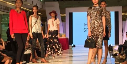 Keseruan Hari Kedua Surabaya Fashion Week 2015