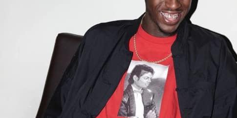Supreme Hadirkan Koleksi Tribut untuk King Of Pop