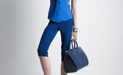 WORKWEAR - LET'S GET IN BLUE