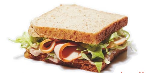 Mudahnya Membuat Turkey Cranberry Wholemeal Sandwich