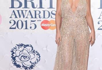 We Love: Rita Ora Brit Awards 2015 Red Carpet