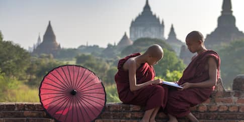 Tempat Wisata Paling Cantik di Myanmar