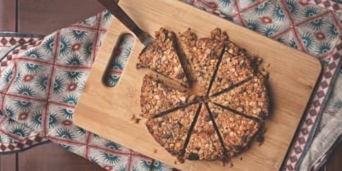 3 Langkah Mudah Membuat Granola Slice