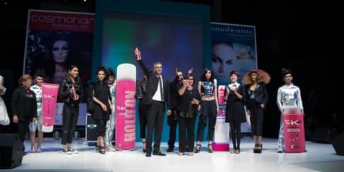 Peluncuran Pink Up dari Puspita Martha International Beauty School