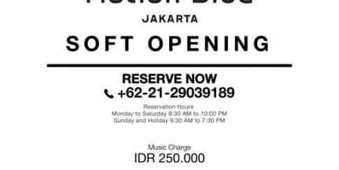 Menikmati Hiburan Kelas Atas di Motion Blue Jakarta
