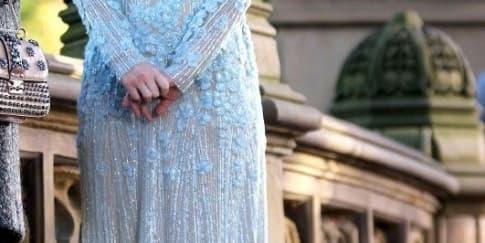 Inspirasi Gaun Pernikahan dari Serial TV Legendaris