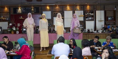 Muslim Fashion Trend 2014