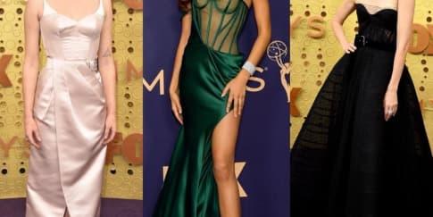 10 Busana yang Mencuri Perhatian di 'Emmy Awards 2019'