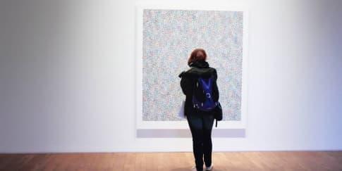 10 Etika ke Pameran Seni