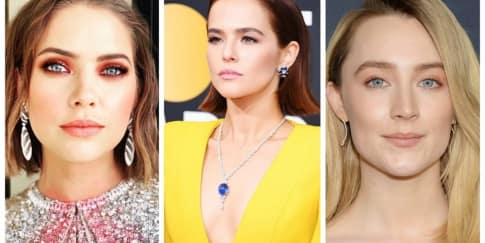 10 Inspirasi Gaya Rambut Pendek Dari Golden Globes 2020