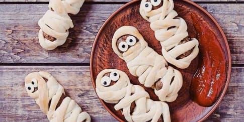 10 Makanan Seram untuk Disajikan di Pesta Halloween