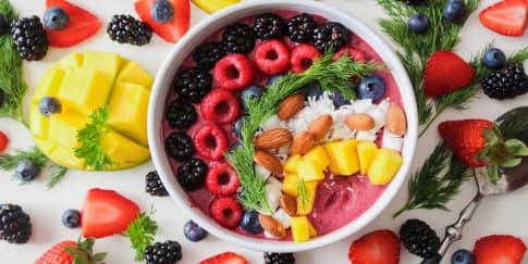 10 Pilihan Makanan Tinggi Serat Yang Menyehatkan