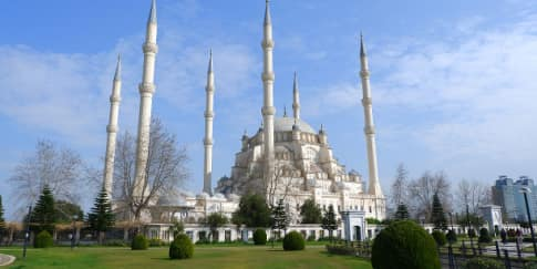 10 Tempat Wisata Menarik di Adana dan Antalya, Turki