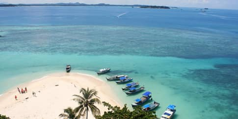 Serunya berlibur di Pulau Belitung, Sumatra