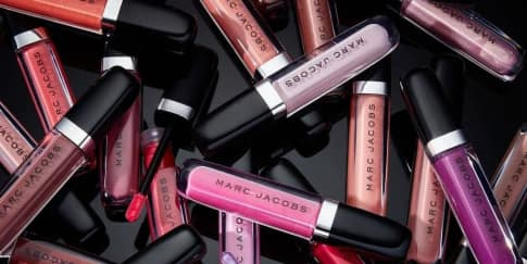 11 Warna Baru Enamored Hi-Shine Lip Lacquer Marc Jacobs