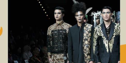 Indonesia Fashion Week 2020 Promosikan Sustainable Fashion