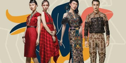 Indonesia Fashion Week 2020: Fashion Sebagai Wujud Diplomasi