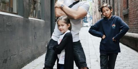 Hamish Daud, Ashraf Sinclair & Aktor yang Akrab Dengan Anak