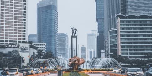 13 Sisi Jakarta yang Unik dan 'Instagramable'