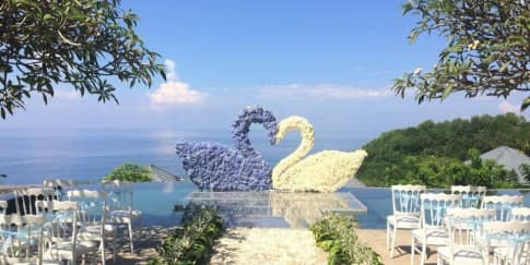 Pengalaman Destination Wedding yang Eksotis di Bali
