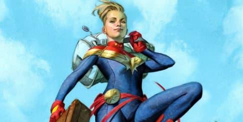 14 Hal Tentang 'Captain Marvel' yang Harus Kamu Tahu