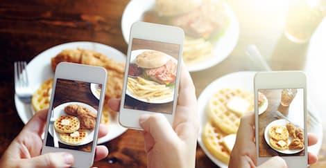 3 Tips Foto Makanan Cantik