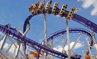 4 Negara dengan Roller Coaster Paling Seram