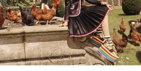 Gucci Tidak Dapat Izin untuk Fashion Show di Akropolis