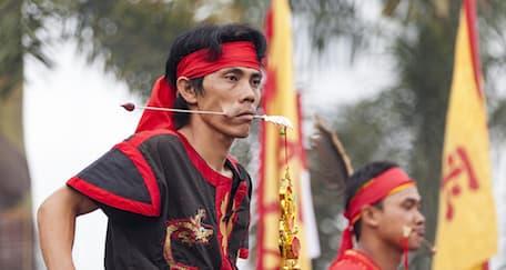 2 Kota di Indonesia Merayakan Festival Cap Go Meh
