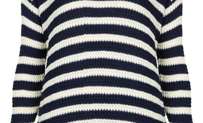 FAB FINDS - Nautical Stripes