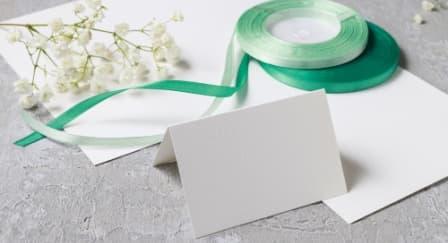 5 Tips DIY Undangan Pernikahan
