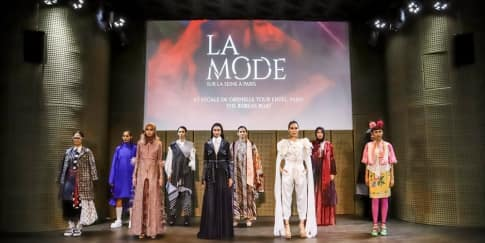 18 Desainer Indonesia Pamer Karya di 'La Mode a Paris'