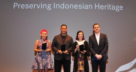Perayaan Ulang Tahun Mercedez-Benz Indonesia